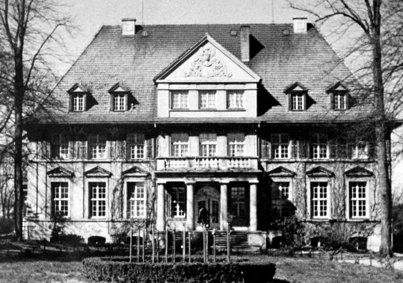 Historische Aufnahme / Historical Picture